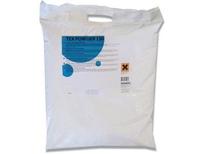 Vaskepulver Tex Powder White 150 12,5kg