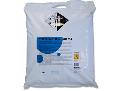 Vaskepulver Tex Powder 751 12,5kg color