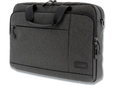 Computertaske, Flere lommer, 2 rum, 14'' Laptops Notebooks, Pierre New Classic Nylon