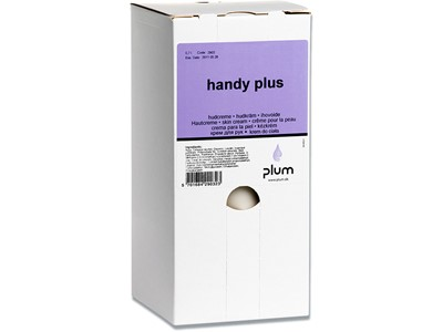 Hudcreme, med parfume, 700 ml, Plum Handy Plus