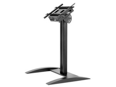 "Peerless SS575K 32"" Fastgjort Sort tv-stander"