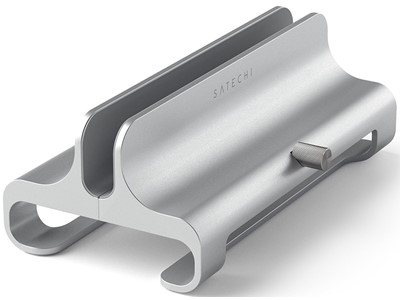 Satechi Vertical Laptop Stand, Silver