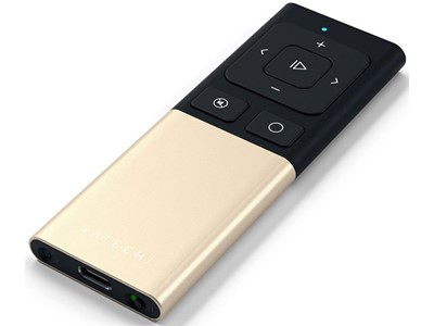 Remote Control Aluminum Wireless Guld, Satechi