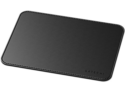Satechi Eco-Leather Mousepad, Black
