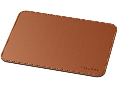 Satechi Eco-Leather Mousepad, Brown