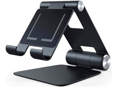 Satechi R1 Adjustable Mobile Stand, Black