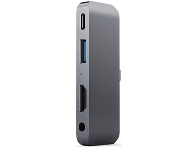 Satechi USB-C Mobile Pro Hub, Space Grey