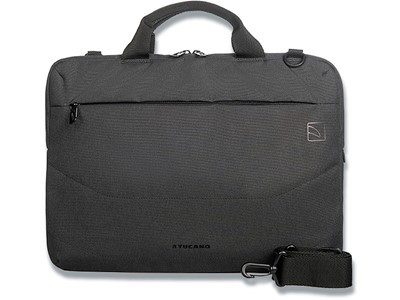 Computertaske, Flere lommer, 1 rum, 15.6'' Laptops Notebooks og 16'' MacBook Pro, Tucano Ideale