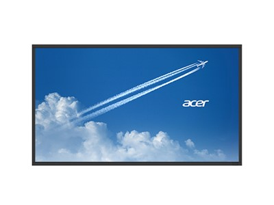 "Acer DV433bmidv Digital signage flat panel 43"" LED Full HD Sort"