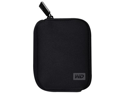 Western Digital My Passport Carrying Case Designetui Sort