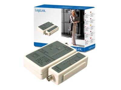 LogiLink Cable tester
