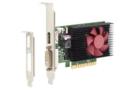 HP NVIDIA GT 730 GeForce GT 730 2 GB GDDR3